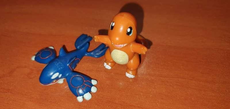 Imagen producto Lote De 2 Figuritas Pokémon 2