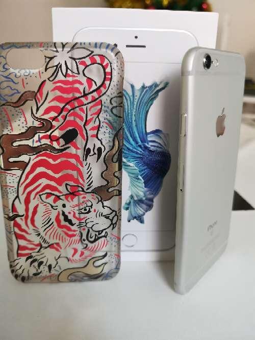 Imagen producto Se vende IPhone 6s 128 GB como nuevo 4