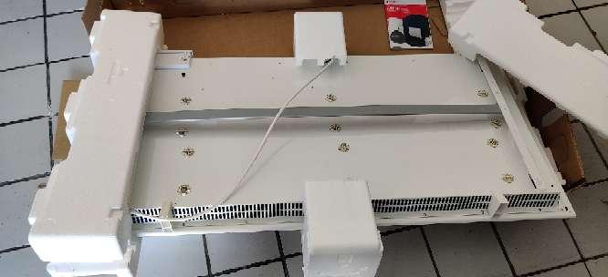 Imagen producto Radiador emisor eléctrico 2000 W 3