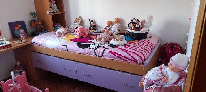 Imagen vendo dormitorio juvenil