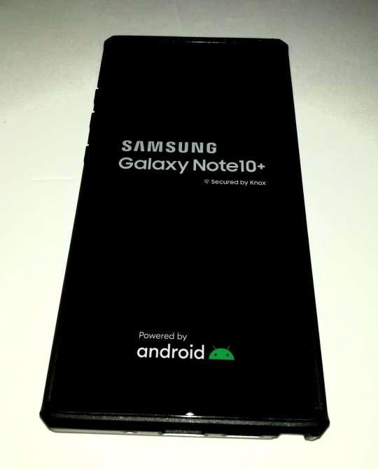 Imagen producto Samsung Galaxy Note 10+ (Plus) 2