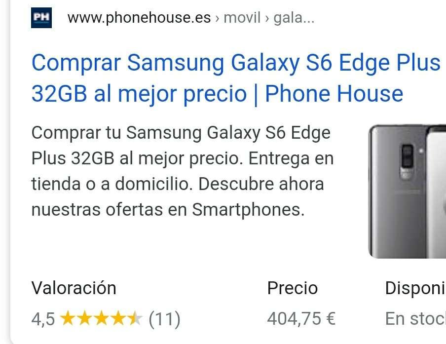 Imagen producto Samsung Galaxy S6 Edge + Plus 9