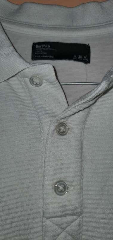 Imagen producto Camisa Marca Bershka. 2