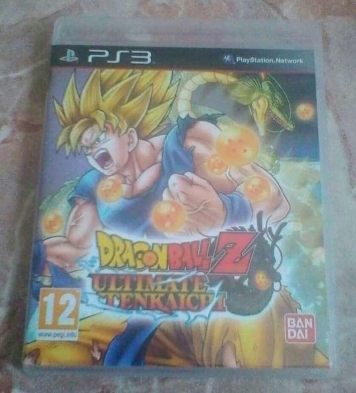 Imagen Juego PS3 Dragón ball Z