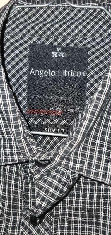 Imagen producto Camisa Marca Angelo Litrico. 3
