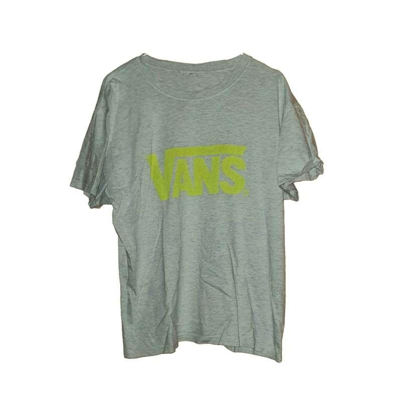 Imagen producto Camiseta Marca Vans. 1