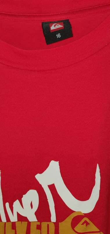 Imagen producto Camiseta Quicksilver 2