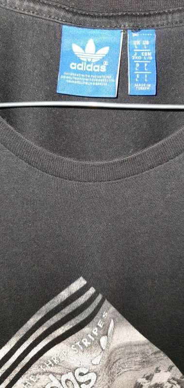 Imagen producto Camiseta Marca Adidas. 2