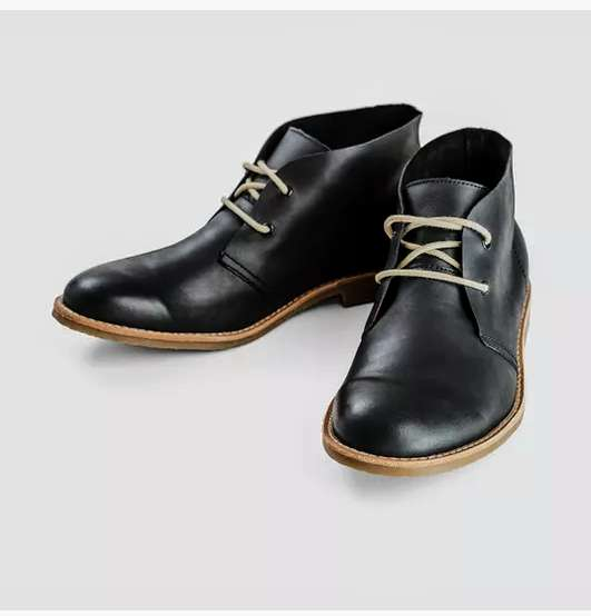 Imagen zapato de hombre