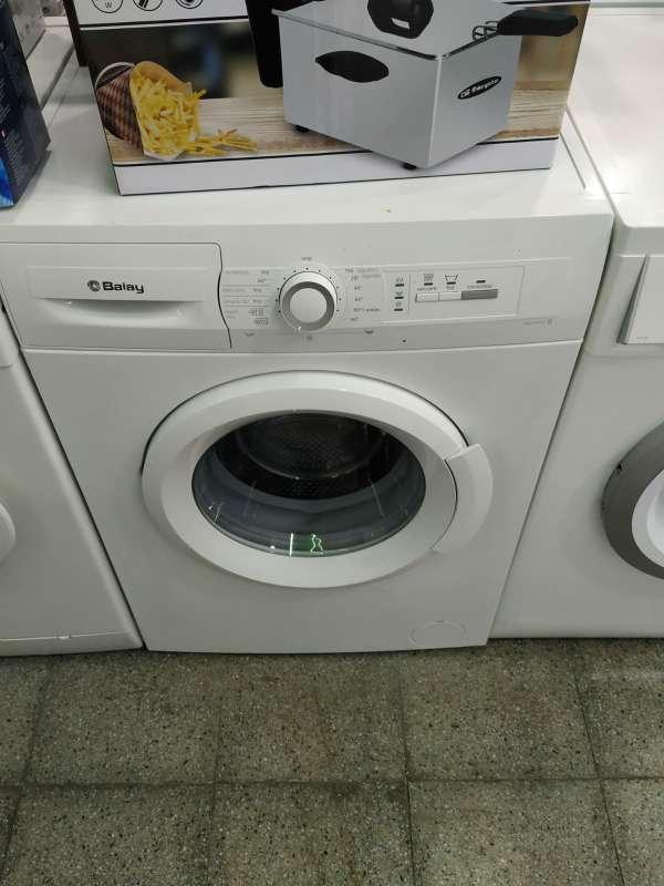Imagen lavadora lavaropa balay A+ 6KG