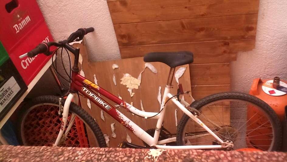 Imagen Bicicleta de uso
