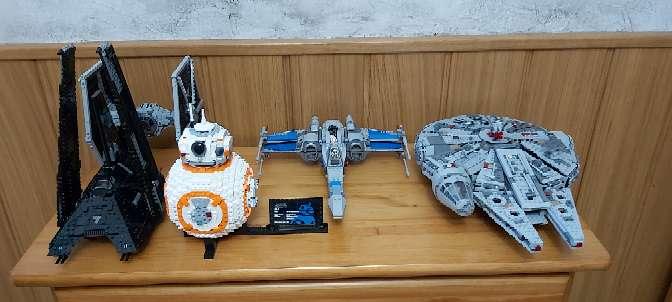 Imagen Naves Lego Star War