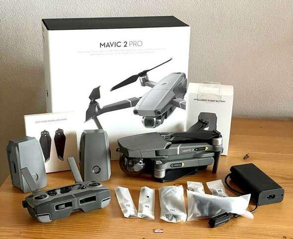 Imagen DJI Mavic 2 Pro