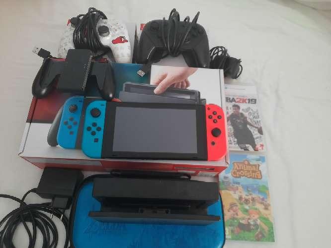 Imagen Nintendo switch