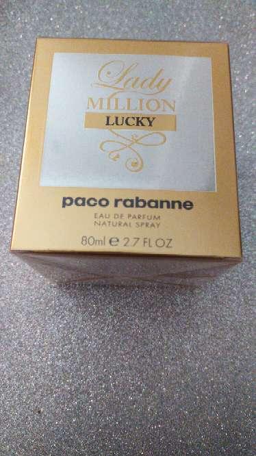 Imagen perfume one millon lucky