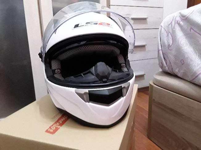 Imagen Casco moto XS