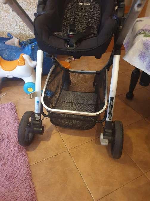 Imagen producto Carro de bebé con tres piezas  5