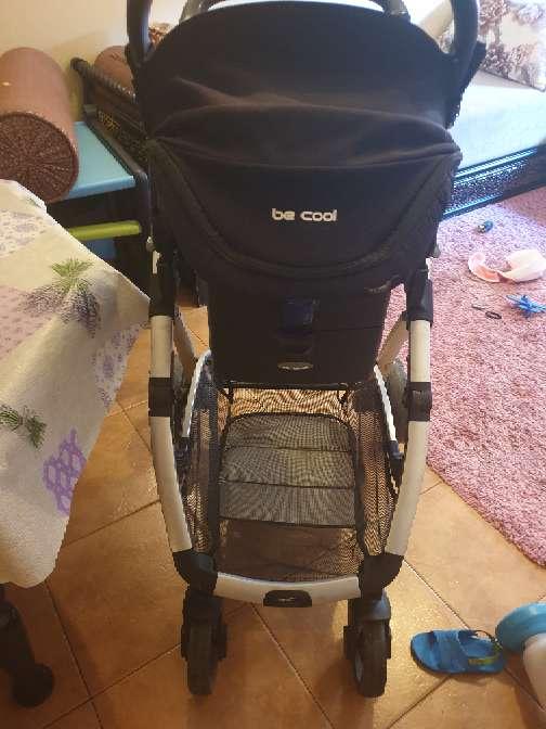 Imagen producto Carro de bebé con tres piezas  6
