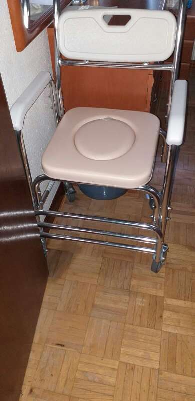 Imagen silla d ruedas desplazamiento