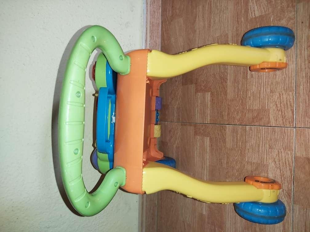 Imagen producto Andador de bebé correpasillos  3