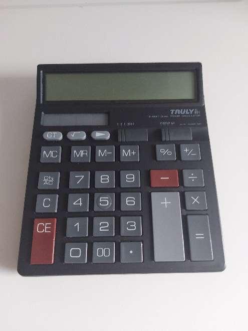 Imagen calculadora digital