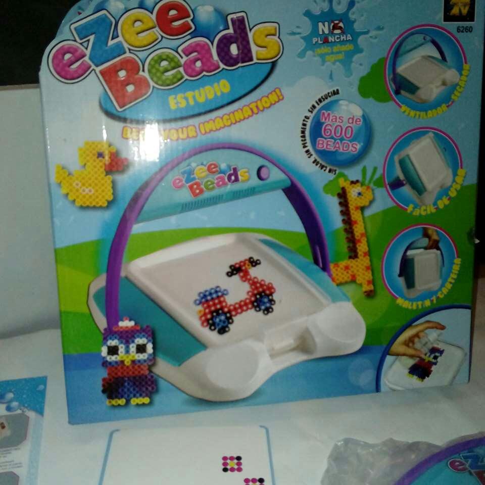 Imagen producto Juego ezee beads 3d 3