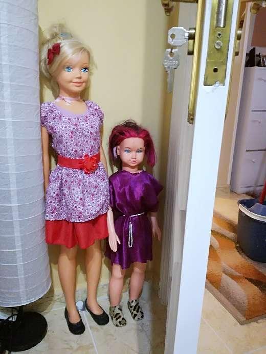 Imagen producto Muñecas como nuevas 2