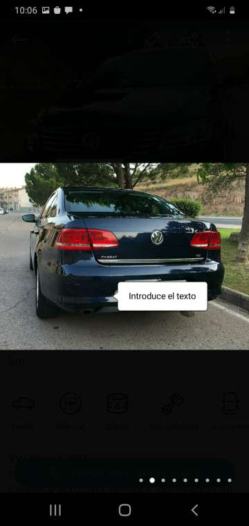 Imagen producto Volkswagen Passat 2