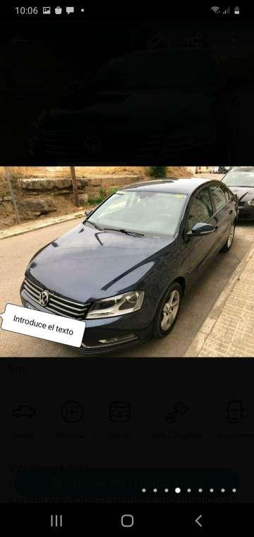 Imagen producto Volkswagen Passat 4