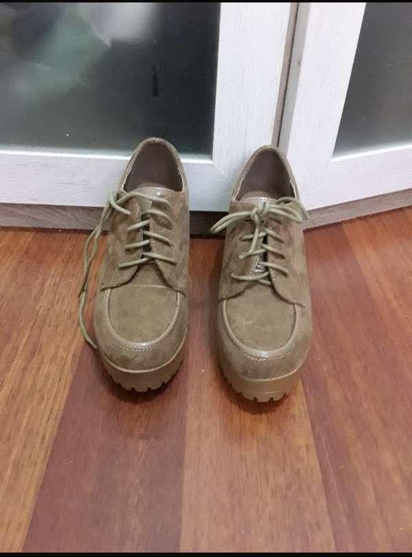 Imagen Zapatos tacon ancho