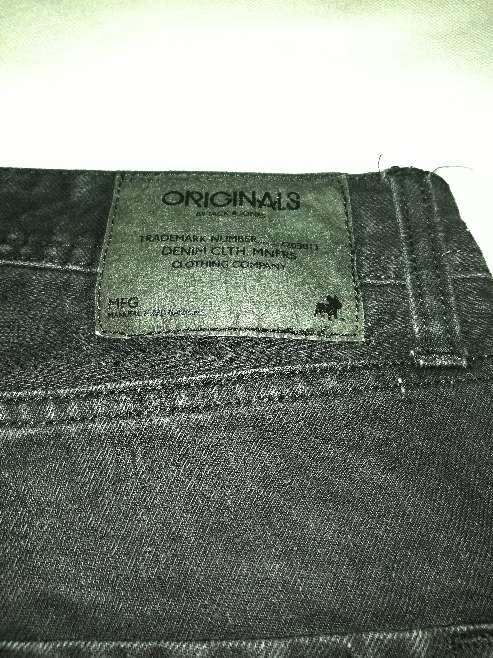 Imagen producto Pantalón Corto Jack & Jones M Negro 3