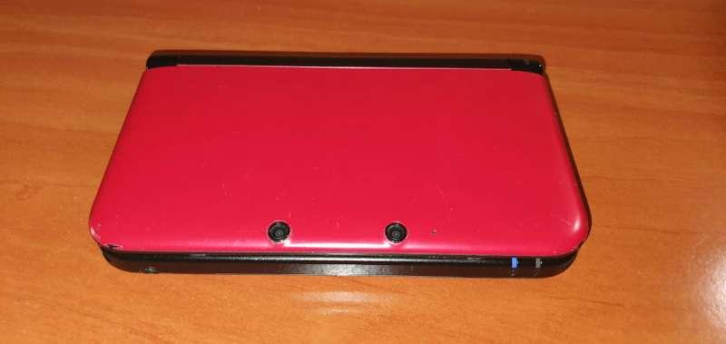 Imagen producto Nintendo 3DS XL Color Rojo  3