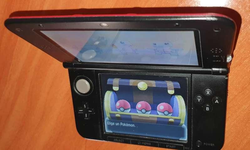 Imagen producto Nintendo 3DS XL Color Rojo  4