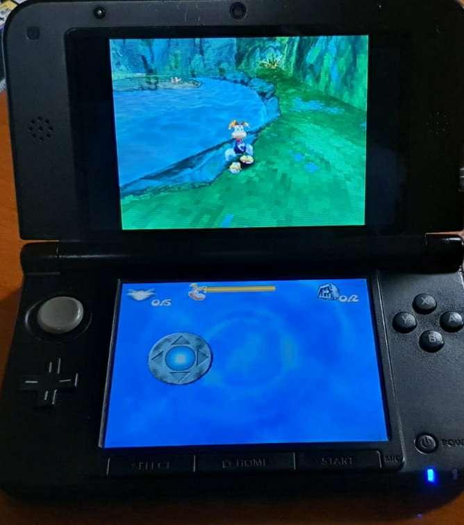 Imagen producto Videojuego Rayman Para Nintendo DS  2