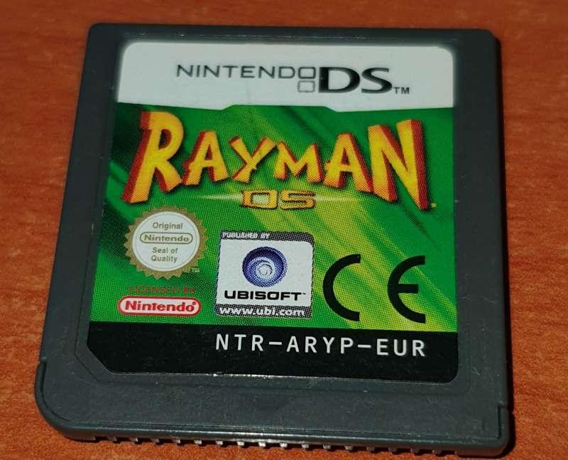 Imagen producto Videojuego Rayman Para Nintendo DS  3