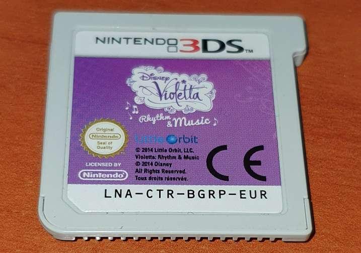 Imagen producto Videojuego Violeta Para Nintendo 3DS  2