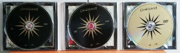 Imagen 2 CD y 1 DVD Camilo Sesto