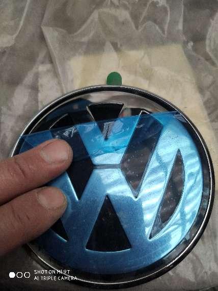 Imagen emblema Volkswagen new beatle