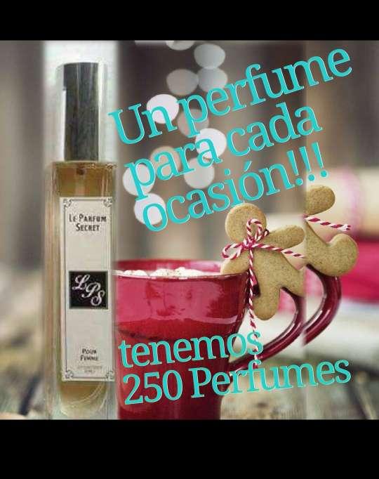Imagen Perfumes 100 ml