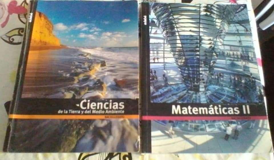 Imagen 4 Libros de 2° bachillerato