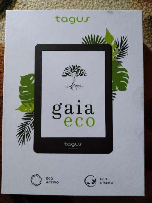 Imagen libro electrónico gaya eco