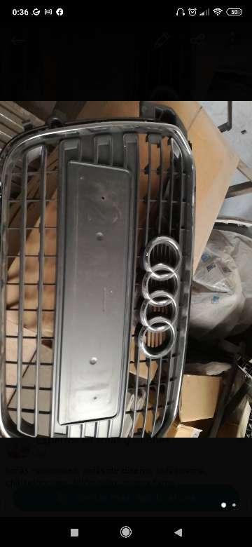 Imagen rejilla Audi 1
