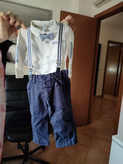 Imagen Conjunto body niño