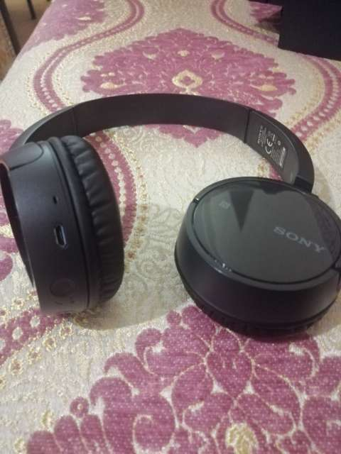 Imagen Auriculares Bluetooth sony