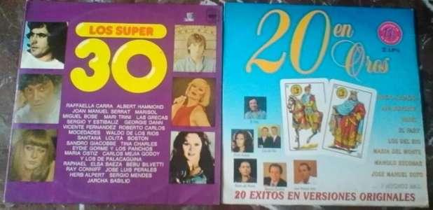 Imagen Discos vinilos Dobles LP