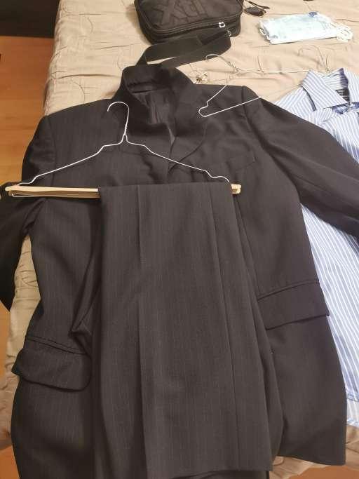 Imagen Vendo traje de caballero talla M