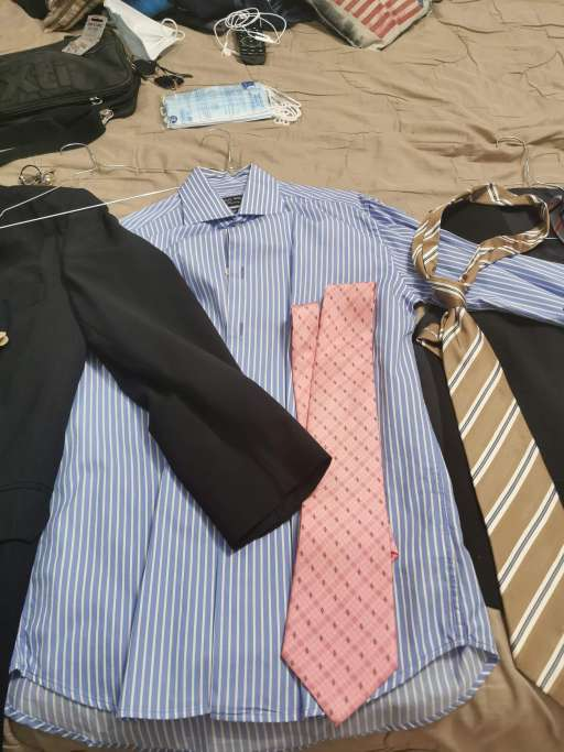 Imagen producto Vendo camisa y corbatas 2