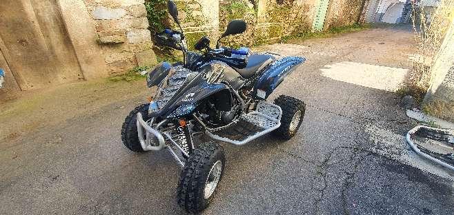 Imagen Yamaha Raptor 660R