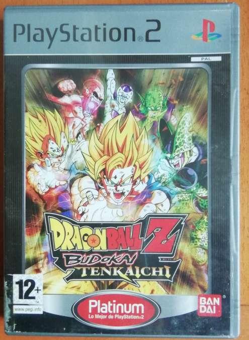 Imagen DRAGÓN BALL Z PS2