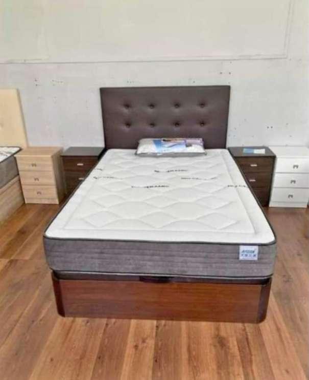 Imagen camas de dormitorio